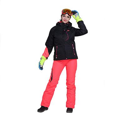 Женские горнолыжные костюмы оптом от производителя
