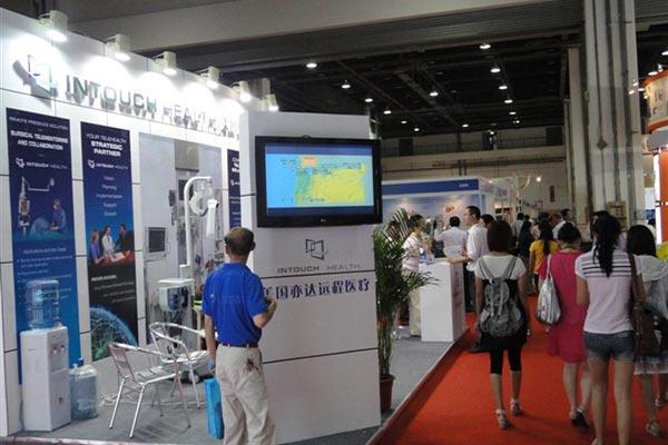 Медицинское оборудование в Китае