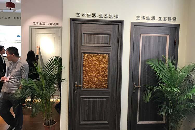 Межкомнатные двери в Китае