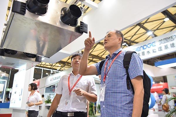 Вентиляционное оборудование из Китая