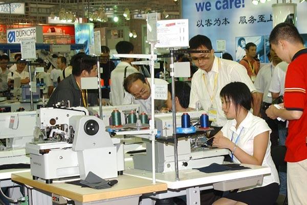 Швейное оборудование из Китая