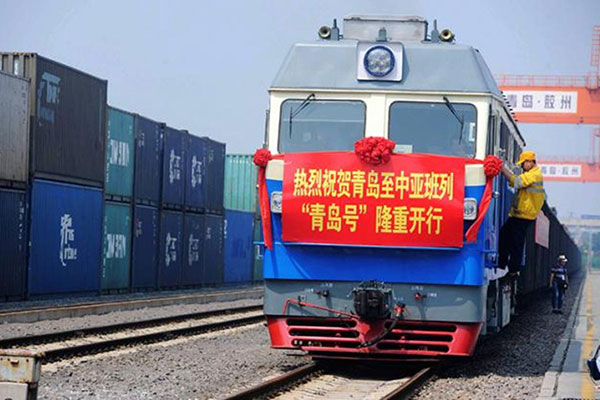Ж.д. доставка грузов из Китая через Казахстан