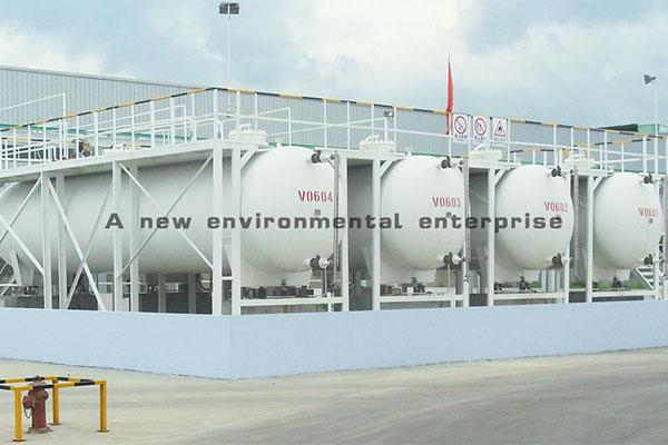 Хладогент для кондиционеров и холодильного оборудования из Китая