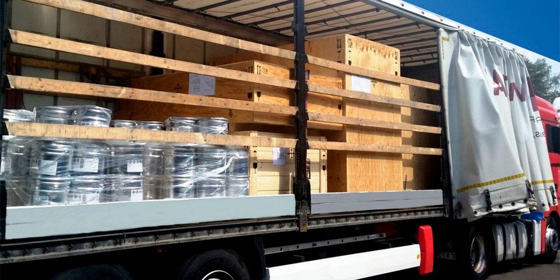Доставка сборных грузов из Китая